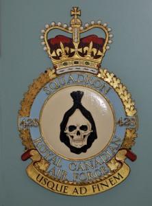 RCAF Squadron 428 Usque Ad Finem