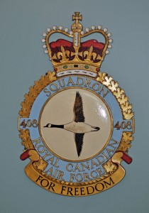 RCAF Squadron 408 For Freedom