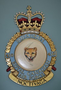 RCAF Squadron 410 Noctivaga