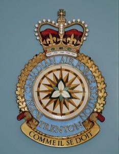 RCAF Station Trenton Comme Il Se Doit