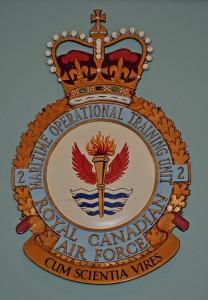 RCAF Maritime Operational Training Unit 2 Cum Scientia Vires