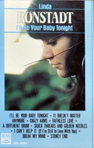 Linda Ronstadt I'll Be Your Baby TOnight