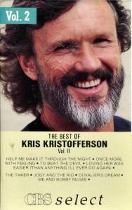 The Best of Kris Kristofferson Vol 2