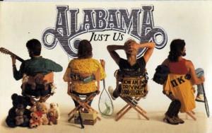 Alabama Just us