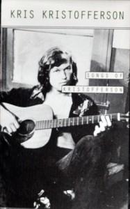 Kris Kristofferson Songs of Kristofferson
