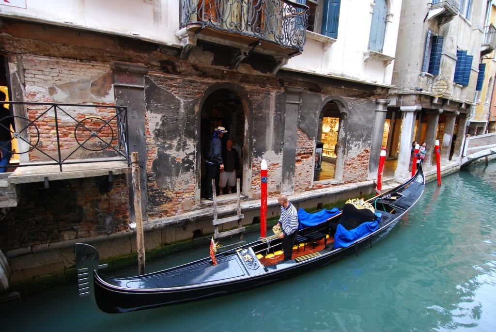 DSC_3661 - Venice Gondolas