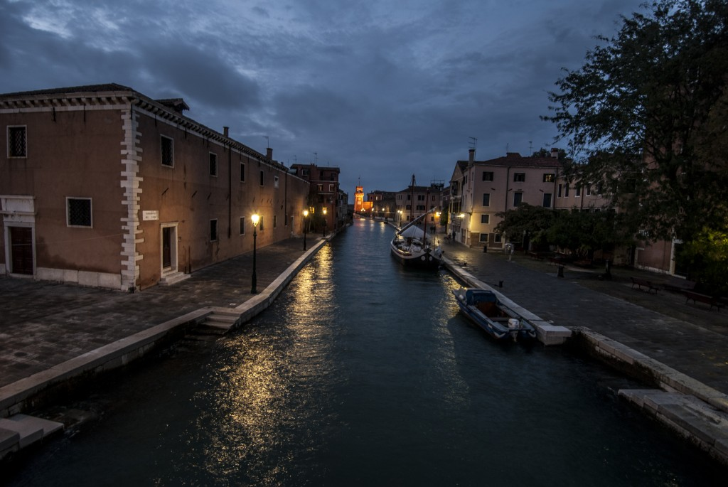 DSC_3778 - Venice Canal at Night