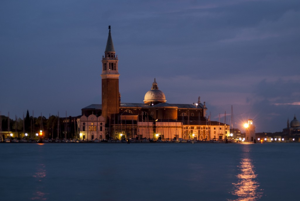 DSC_3790 - Venice Church At Night 2